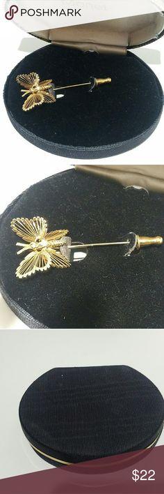 I just added this listing on Poshmark: Monet butterfly lapel pin. #shopmycloset #poshmark #fashion #shopping #style #forsale #Monet #Jewelry