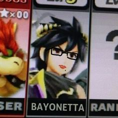 Bayon...!!! Hay un error en la Matrix!!!! #bayonetta #ssb4 #SuperSmashBrosforWiiU #SuperSmashBrosfor3ds #wiiu #3ds #Nintendo #videojuegos #sectorn #sectornintendo #nintendomeme #darkpit  There's an error in the matrix!!!