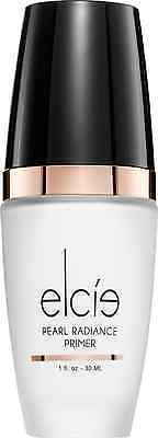 Foundation Primer: Elcie Cosmetics Pearl Radiance Primer Vegan No Parabens Crueltyfree Original Nib BUY IT NOW ONLY: $58.0