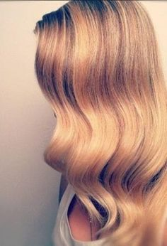 The Perfect Hair Wave.