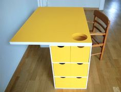 painting table Kids Study, Ping Pong Table, Frame Shop, Fun Games, Kids Learning, Home Improvement, Kids Room, Workspaces, Diy