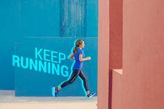 Deporte Running - MALLAS LARGAS RUNNING KALENJI RUN DRY+ NEGRO MUJER a93ebf6adfa2