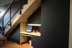 InteriorBoom – 20 Useful Ideas How To Use Your Space Under The Staircase