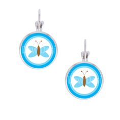2016 New Women Girls Blue and Brown Baby Animal Drop Earrings, Sliver Plated Beautiful Dangle Earrings, Best Friends Gifts #Affiliate