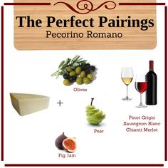 Pecorino Romano goes well with a variety of different dishes and ingredients. Grate it on some pasta, or pair it with fruit and wine for the perfect cheese board.