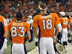 """#""""Manning To Welker Once Again!"""""""