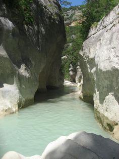 **Gorges du Toulourenc - Malaucene, France