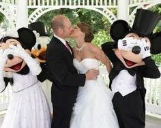 Tu boda al estilo Disney