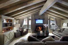 Белая жемчужина во Франции - Дизайн интерьеров | Идеи вашего дома | Lodgers