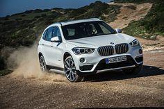Vaarwel achterwielaandrijving: BMW X1 wordt een echte SUV