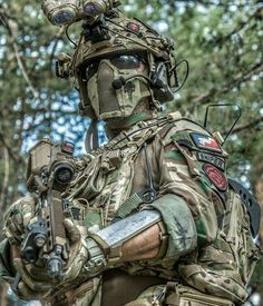 Save by Hermie Airsoft Sniper, Airsoft Gear, Tactical Gear, Military Gear, Military Police, Military Jackets, Military Special Forces, Combat Gear, Naval