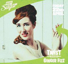 Ginger Fizz, Sugar, Movies, Movie Posters, Film Poster, Films, Popcorn Posters, Film Books, Movie