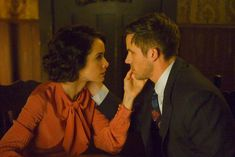 Timeless - Episode 1.09 - Last Ride of Bonnie and Clyde - Promotional Photos & Press Release