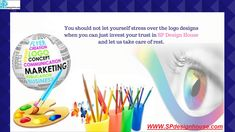 Let your logo standout of the crowd - Get the best Logo Designer!