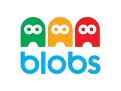 Blobs Vector Logo