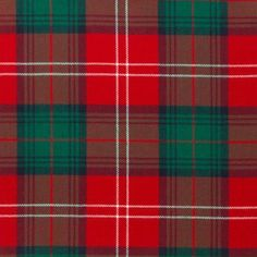 Chisholm Modern Lightweight Tartan by the meter – Tartan Shop