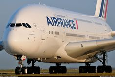 Air France Airbus A380-861 (registered F-HPJE)