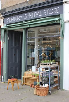 Century General Store, Edinburgh