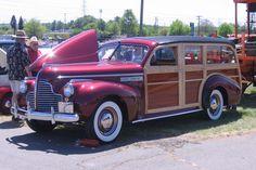 Buick 1941 Woodie