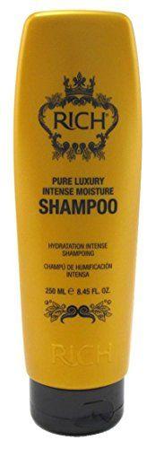 RICH Pure Luxury Intense Moisture Shampoo * Click image to read more details. #DailyShampoo