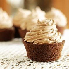 Moist and decadent, these gluten- and refined sugar-free cupcakes are worth all of the time and trouble.