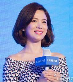 #송혜교 #여신 #단발머리