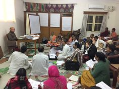 The Mayapur Institute had inaugurated Bhagavata-vicara (Bengali), a weekly study of the Srimad-Bhagavatam, for the First Canto on the 1st of January 2017.