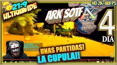 ARK SOTF #4║LA CUPULA║Gameplay Español 2K 21:9