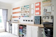 Custom craft room ma