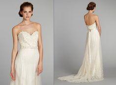 Lazaro Wedding Dress LZ326