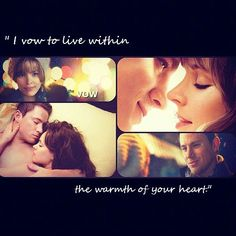 The Vow favorite-t-v-shows-movies Love Movie, I Movie, Movies Showing, Movies And Tv Shows, True Love, My Love, Nicholas Sparks, Rachel Mcadams, Romantic Movies