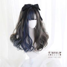 Seven Deadly Sins Anime Wigs, Anime Hair, Kawaii Hairstyles, Cute Hairstyles, Kawaii Wigs, Lolita Hair, Hair Reference, Aesthetic Hair, How To Draw Hair