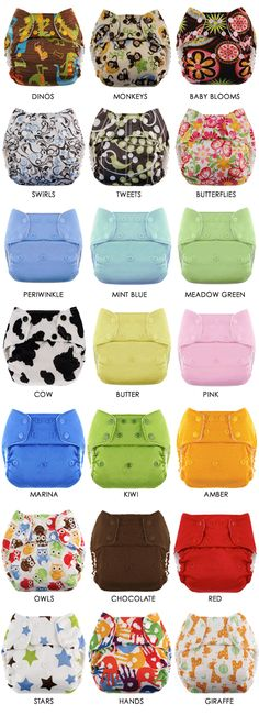 The BEST cloth diaper on the market, in my opinion of course. (Ive tried ALOT of brands, the econappi is the best!)