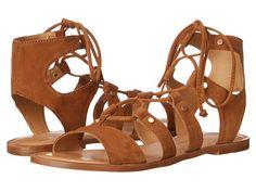 cc18b3b9154b Women s Shoes Dolce Vita Jasmyn Lace Up Strappy Sandals Dark Saddle Tan