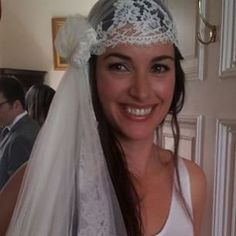 Look how Beautiful Amelia was on her wedding day