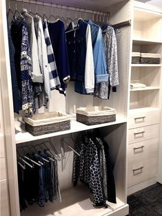 Closets that contain