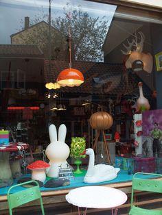 Stockholm, vintage shops
