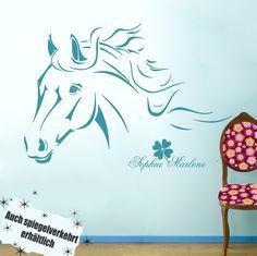 Elegant Wandtattoo Pferd M Gr e M by deinewandkunst Unsere Wandtattoos sind Raufasertauglich und sind