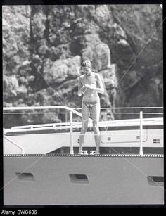 Prince Of Wales - In Majorca 10th August 1986 Royal Holiday