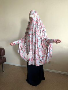 Image result for doa gaun headcover for muslim women