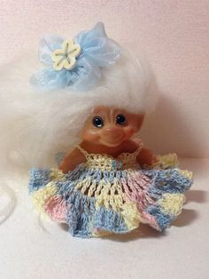 TROLL DOLL CLOTHES  for 2.5 To 2.75