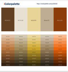 Hex Color Codes, Colour Trends, Color Card, Color Pallets, Silhouette Design, Pantone Color, Color Schemes, Furniture Design, Design Ideas