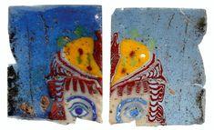 1st Century, Mosaic Glass, Egyptian, Roman, Antiques, Painting, Art, Antiquities, Art Background