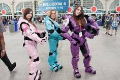 halo version femenina