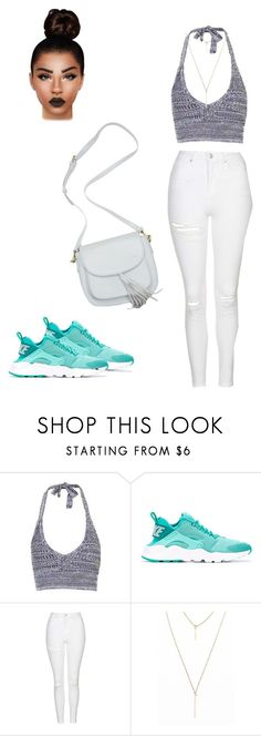 """Untitled #103"" by priscillay5 on Polyvore featuring Topshop and NIKE"