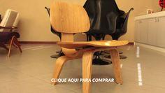Poltrona Eames LCW com uma ergonomia que se adapta ao corpo humano, como se fosse uma luva. As suas curvas suaves e a sua forma simples e despojada, fazem deste objeto uma autêntica escultura.   Essa obra está em nosso Bazar 2017, com ótimo desconto. Confira! https://video.buffer.com/v/587a8149d8b5eec07a7f0f4f