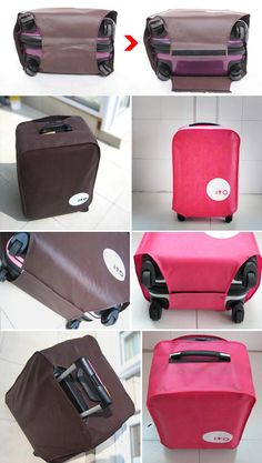 Luggage Protect is the way to protect your luggage and its contents as you travel!