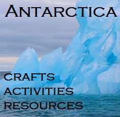 Toddler Things: Antarctica - Crafts, Activities and Resources