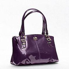 Madison Patent Small Bag