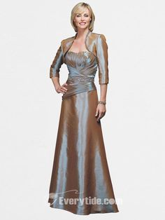 $125.99 Free Shipping【Everytide allure mother of the bride dress】